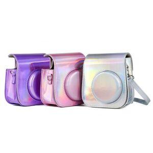 Camera Storage Case Transparent Sling Bag for Fujifilm Instax Mini 11/9/8 Camera