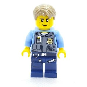 LEGO Minifigure Police LEGO City Undercover Chase McCain cty0356