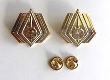 Battlestar Galactica Admiral Rank Pin Set