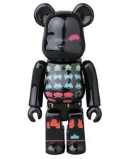 Medicom Bearbrick S37 Pattern 37 be@rbrick 100% Taito Space Invaders