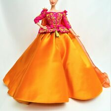 Barbie Outfit - Collectors Barbie Symphony In Chiffon Gown  NO DOLL