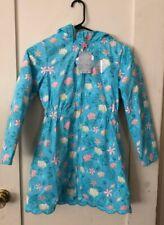 Disney Japan Ariel Color Changing Raincoat 9/10 New!