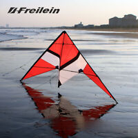 2.2M Dual Line Stunt Kite Delta for Outdoor Beginner Practice Flying Sports Toys
