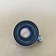 Carl Zeiss Jena Pancolar 50mm F2 #6682804 - Exakta Mount - VINTAGE - NICE