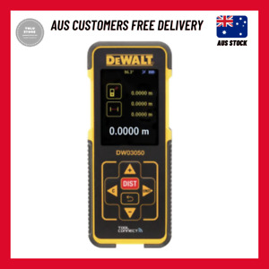 DeWALT 50m Laser Distance Measurer