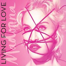 MADONNA LIVING FOR LOVE LIMITED EDITION  CD SINGLE sealed