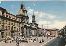 Bf23206 roma piazza navona italy front/back image