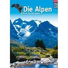 DIE ALPEN - IM REICH DES STEINADLERS DVD NEU