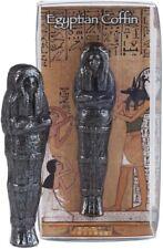 Bronze Egyptian Mummy Coffin Statue