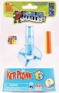 Worlds Smallest KER PLUNK Marble Game Of Skill Doll House Mattel Miniature Toy
