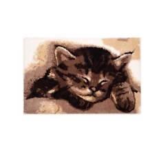 GRUND - CAT Lovers Bath Mat Shower Rug Carpet - Supersoft Non-Slip Washable