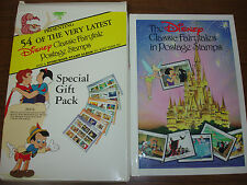 Disney Fairytale in postage stamps - special gift pack. LN5.
