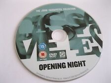 JOHN CASSAVETES COLLECTION- OPENING NIGHT- DISC ONLY (DS12) {DVD}