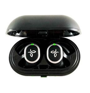 Jaybird RUN True Wireless Headphones for Running Secure Fit Sweat-Proof - Black