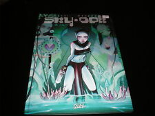 Barbucci / Canepa : Sky-Doll 2 : Aqua Soleil DL septembre 2011