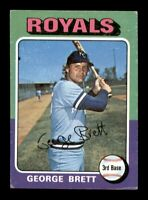 1975 Topps Set Break # 228 George Brett VG-EX *OBGcards*