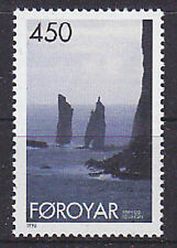 Faroe Is. 1996 Risin & Killingin Rocks UM SG285 Cat £1.50
