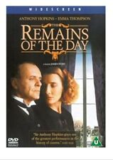 The Remains Of The Day  (Wide Screen) (2001) Film Certificate(U) Anthony Hopkins