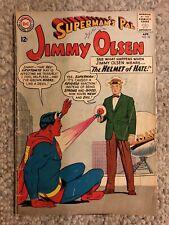 Superman's Pal Jimmy Olsen #68 Dc Comics April 1963 12 cent! Vg- 3.5!