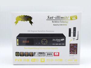 SAT ILLIMITE F300 Hyper 5 ans IPTV & Serveur