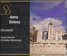DONIZETTI - ANNA BOLENA - LEYLA GENCER   - BRAND NEW SEALED  2 CD SET
