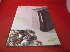 Xbox 360 2009 Autumn Winter Catalog Forza Tekken Halo 3 Odst Castlevania (Japan)