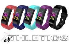 Fitness Armband Tracker Pulsuhr Uhr Smartwatch Smart Wasserdicht Sportuhr