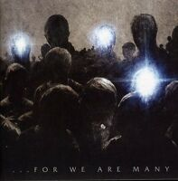 All That Remains - For We Are Many [New CD]