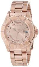 Invicta Pro Diver Rose Dial Rose Gold-tone Ladies Watch 12821