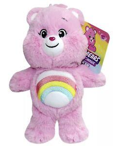 Care Bears Unlock The Magic Cheer Bear 8 Inch Small Plush