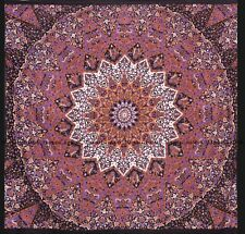 Star mandala tapestry wall hanging cotton bohemian Indian queen bedspread throw