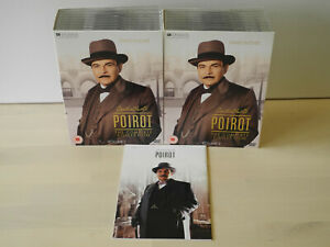 Poirot - The Complete Collection (32 DVD)