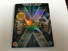 Xmen First Class Bluray PLUS Xmen Quadrilogy