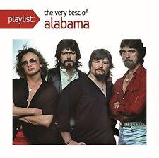 Playlist: The Very Best of Alabama by Alabama (CD, Feb-2011, BMG (distributor))