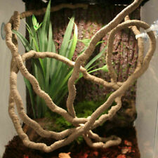 1m Reptiles Vine Jungle Artificial Terrarium Cage Decor