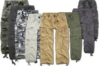 Brandit Hosen Cargohose Trouser Army Trekinghose Vintage Cargo Pant S M L XL 5XL