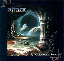 Attack(Ger)-The Secret Place CD Manowar,Running Wild,Accept,Helloween,Gamma Ray