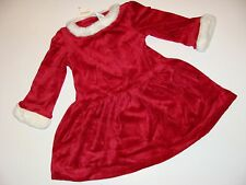 Gymboree Holiday Sweet Treats Girls Size 4T Red Dress Christmas NWT NEW