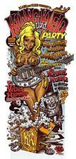 Klang Und Kleid POSTER Velvet Hammer Rockin' Jelly Bean Original