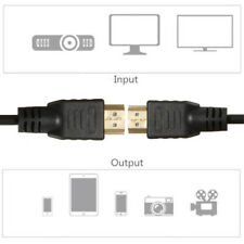 5FT 1.5M HDMI to HDMI Cable Plated Plug 480i LCD 1080p for CCTV DVR 30V