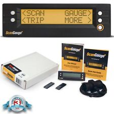 Scangauge D Trip Computer Fuel Gauges & Engine Scan Tool For 24V Commercial Dies