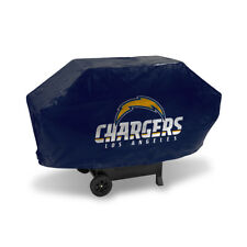 Los Angeles Chargers NFL DELUXE Heavy Duty BBQ Barbeque Grill Cover