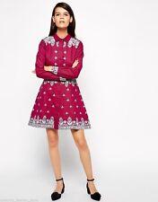 Cotton Petite Casual Shirt Dresses for Women