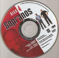 The Sopranos Season 1 Disc 4 Replacement Disc U.S. Issue!