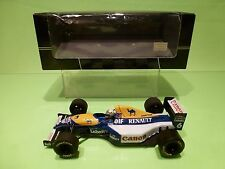 ONYX 5001 WILLIAMS RENAULT FW14 - No 6 RICARDO PATRESE  - 1:24? -  GC IN BOX