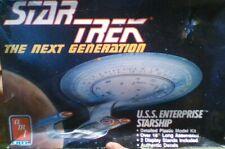 "771 Amt Ertl Star Trek The Next Generation Uss Enterprise 18"" Long"