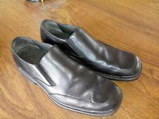 Rockport Loafers Mens 10 Medium Model APM73001 Black Leather...store return.