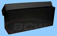 BCW: Plastic Storage Boxes w/Lids: COMIC SIZE-LONG: 10 boxes/CASE-LOT