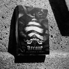 Mazzo di carte Bicycle Arcane Black by Ellusionist - Mazzi di Carte da gioco