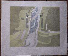André BEAUDIN - Lithographie signée numérotée l'éléphant 1972 *